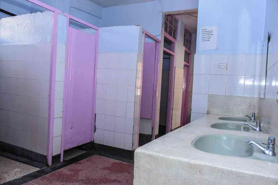 Washrooms Main Image